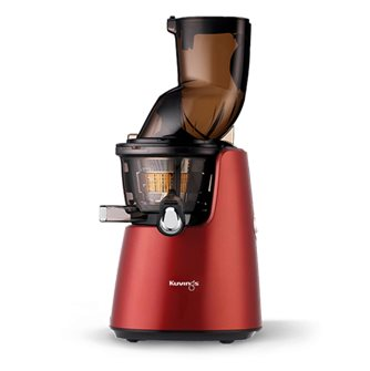 Kuvings D9900 Large Opening Red Electric Juice Extractor