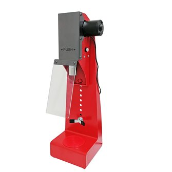 Electric capper