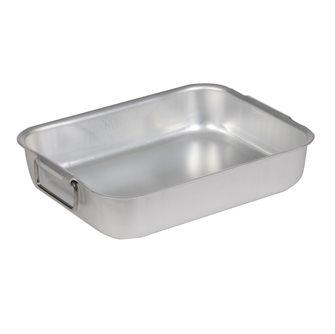 Roasting tin in aluminium 45 cm