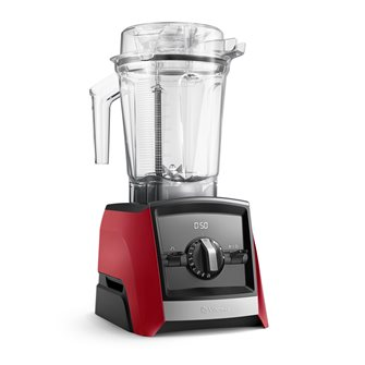 Blender Vitamix Ascent 2,500 red