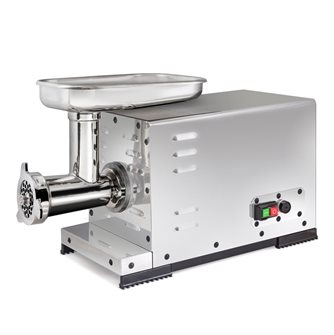 Professional Reber n°22 meat grinder in stainless steel
