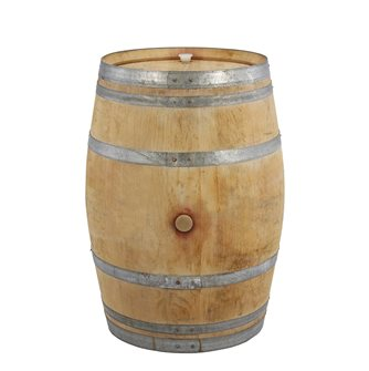 Oak barrel - second-hand - 225 litres