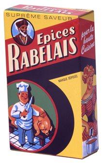 Rabelais spices 1 kilo for terrines pâtés chicken