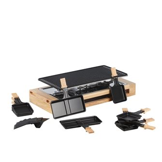 1500 W Raclette Grill and Table Grill