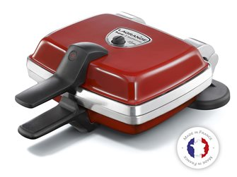 Electric waffle maker - 2 waffles
