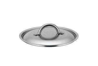 Stainless steel lid 24 cm