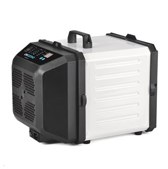 Portable ozone generator 10 g/hour for air purification disinfection and deodorization