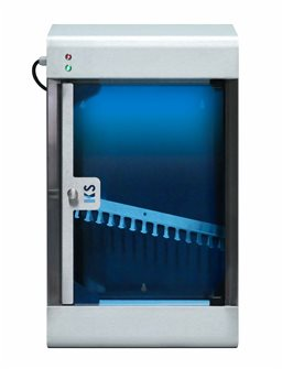 15W fully automatic stainless steel sterilization cabinet for 12 knives