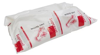 Nitrate salt for curing and foie gras 10 kg