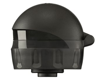 Sigg black nipple cap for sports and children's activities