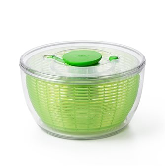 Green salad spinner 26 cm